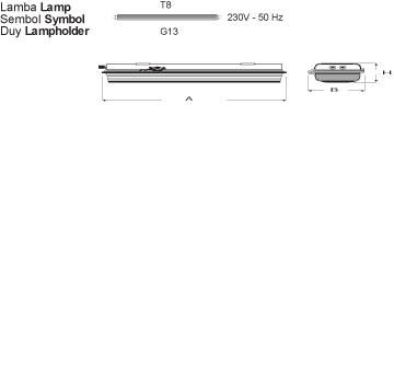 ZONE 1 EX-PROFF ARMATÜR
